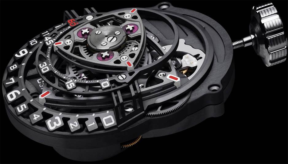 orologio wankel