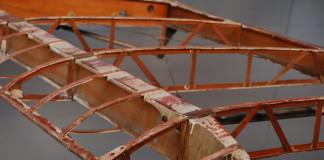 wing-structure,close-up-engineering