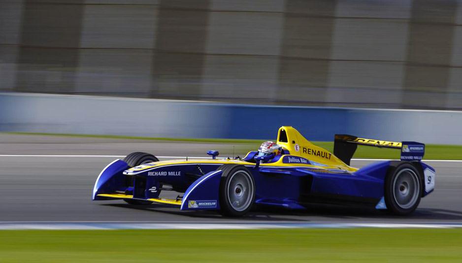 FIA: Formula E