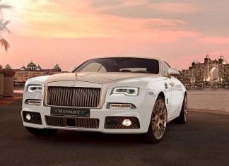 Rolls Royce Wraith Palm Edition 999