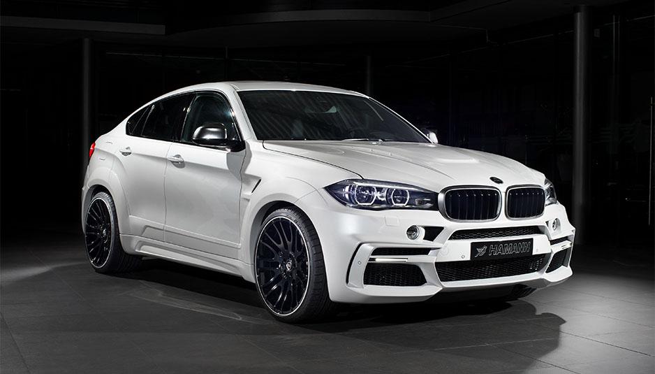 Hamann Motorsport BMW X6 M50d