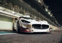 Maserati Competition102 GT4 European Series