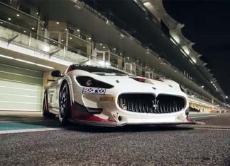Maserati Competition102 GT4 European Series
