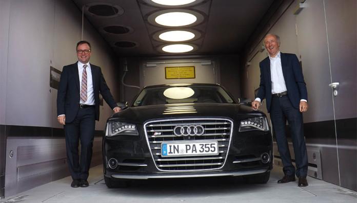 Audi ag slm