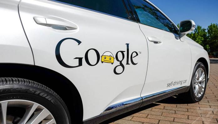 Google FCA auto senza pilota