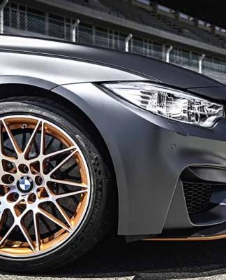Michelin BMW M4 GTS