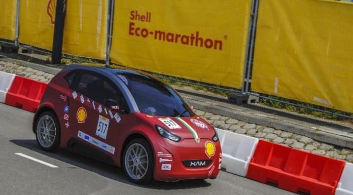 Polito shell eco marathon