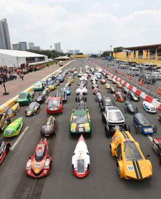 Shell Eco- Marathon