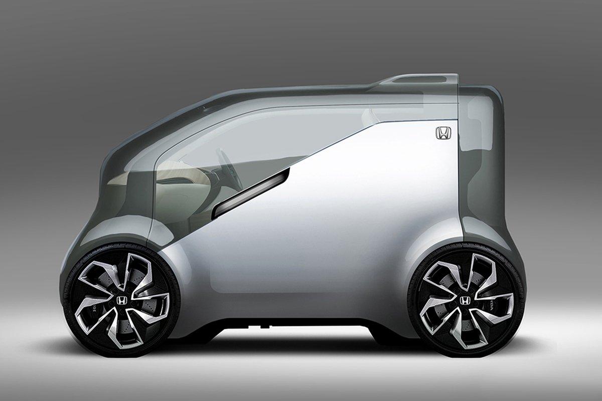 Honda neuV evidenza