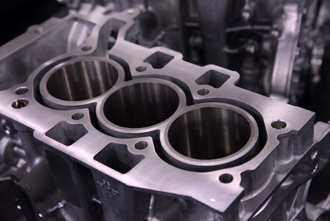 Motore cilindri