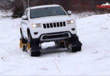 Track N Go Jeep