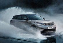 Range Rover Velar, Land Rover, sistema multimediale