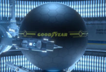 Goodyear, pneumatico intelligente