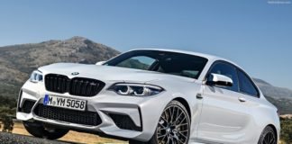 BMW M2 Competition: la piccola da 410 cv