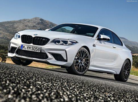 BMW M2 Competition: la piccola da 410 cv