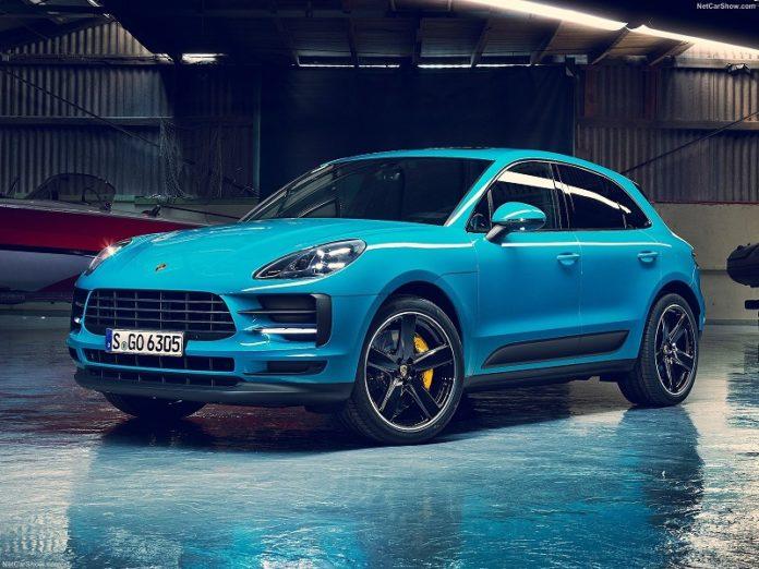 Nuova Porsche Macan: restyling hi-tech