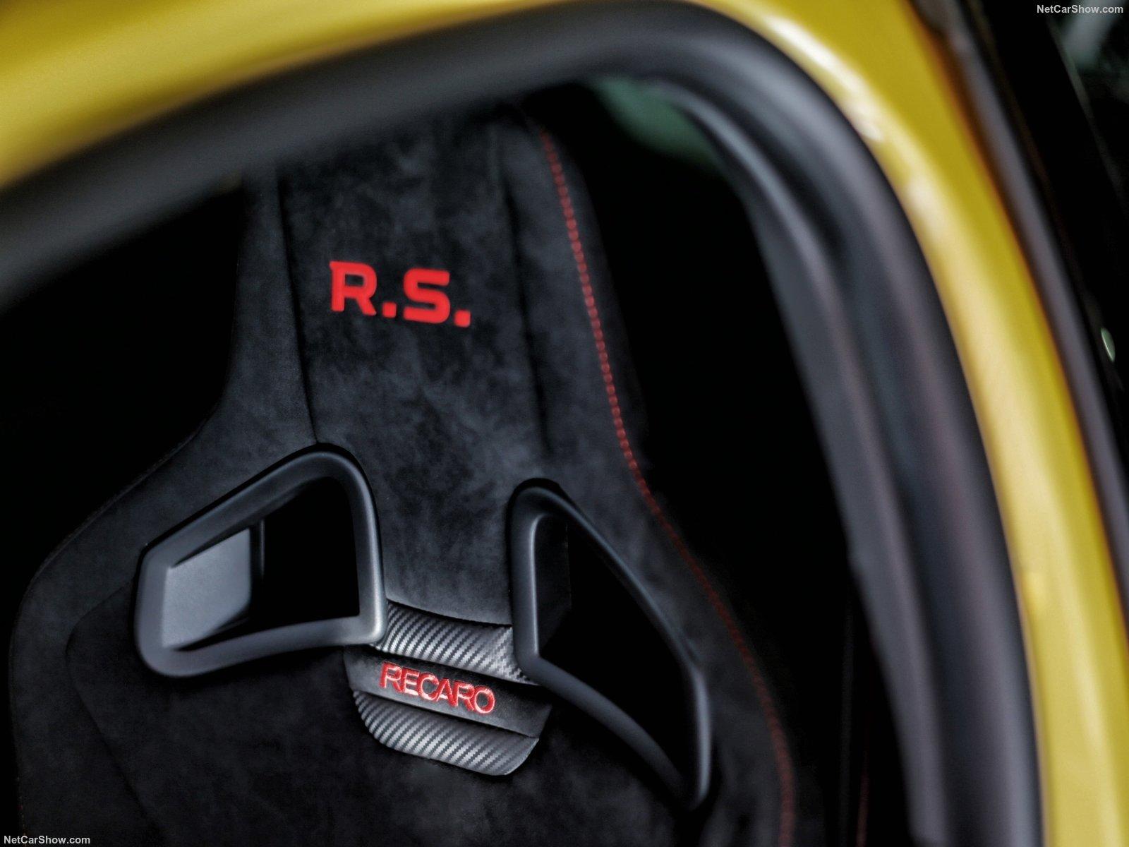 Sedili Recaro per la Renault Megane RS Trophy