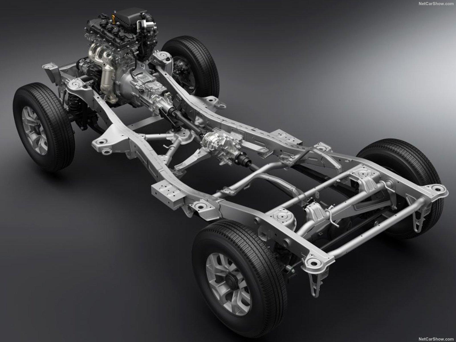 Suzuki Jimny Chassis