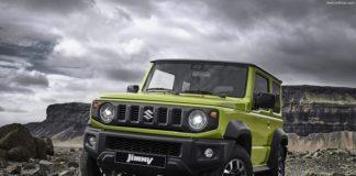 Suzuki Jimny, il nuovo fuoristrada giapponese