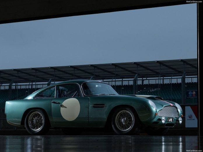 Aston Martin DB4 GT: l'auto degli anni 60 torna in produzione