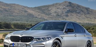 BMW M5 Competition: la berlina da 625 cv