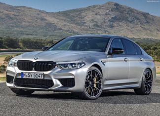BMW M5 Competition: la berlina da 625 cv