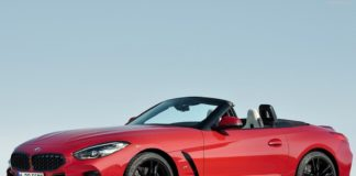 Nuova BMW Z4: ecco la M40i First Edition