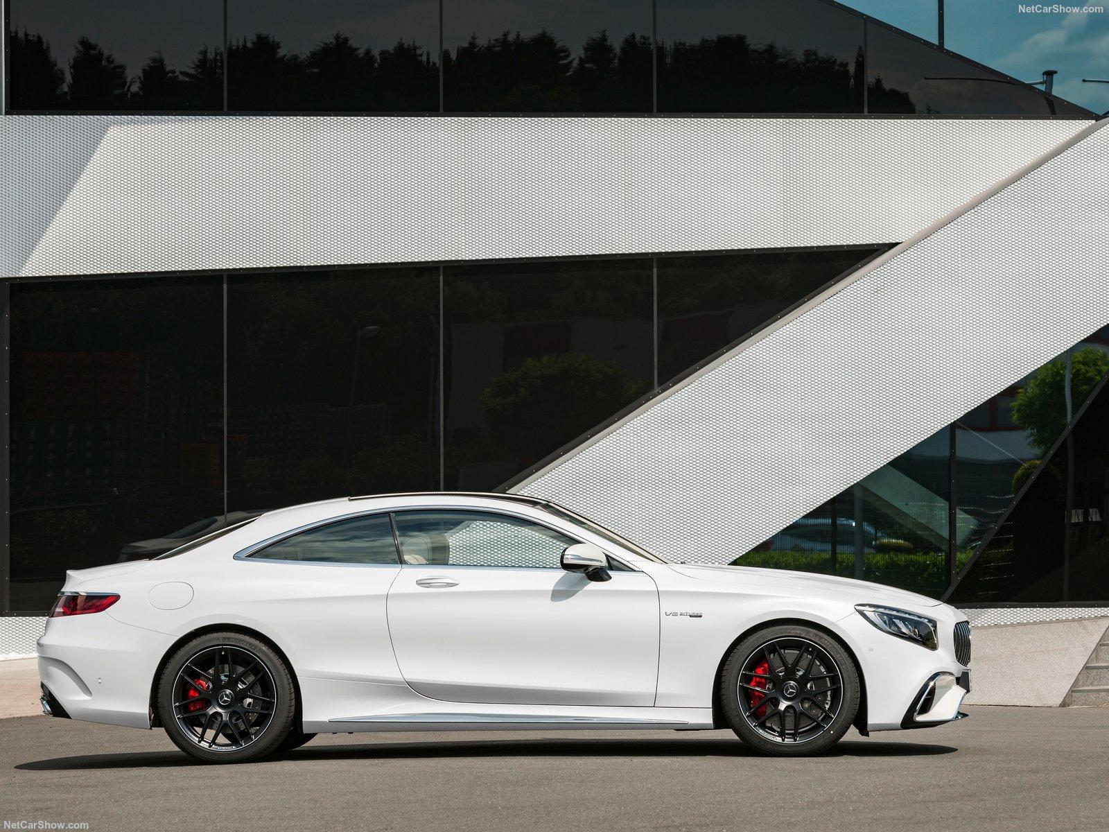 Mercedes Classe S: ecco la due porte con motore V12