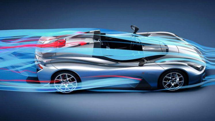 aerodinamica dallara stradale