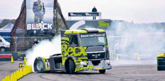 drift camion