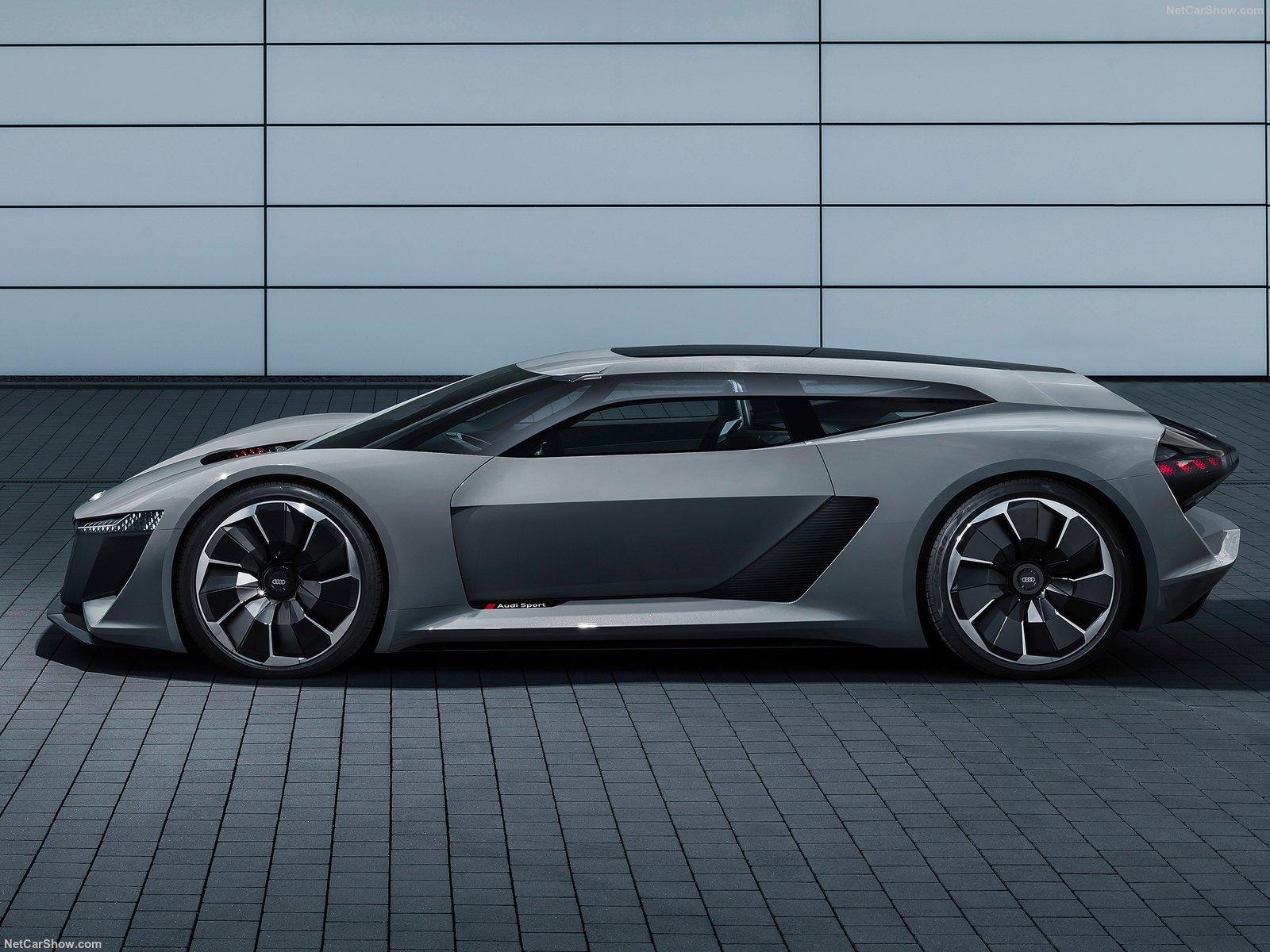 Audi PB18 e-tron: la hypercar biposto che diventa monoposto