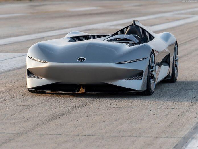 Infiniti: la supercar elettrica si chiama Prototype 10 Concept