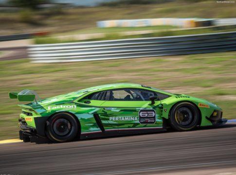 Gran Turismo Lamborghini Huracan GT3 EVO: la nuova bestia da pista