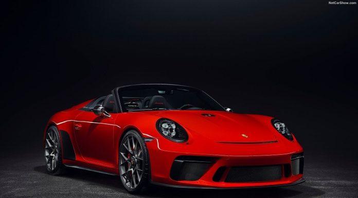 Porsche 911 Speedster: andrà in produzione con 1948 esemplari