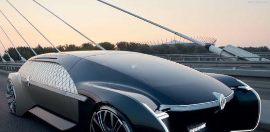 Renault EZ-Ultimo Concept: l'auto per chi va in vacanza