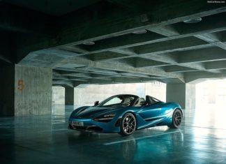 Ecco la McLaren 720S Spider
