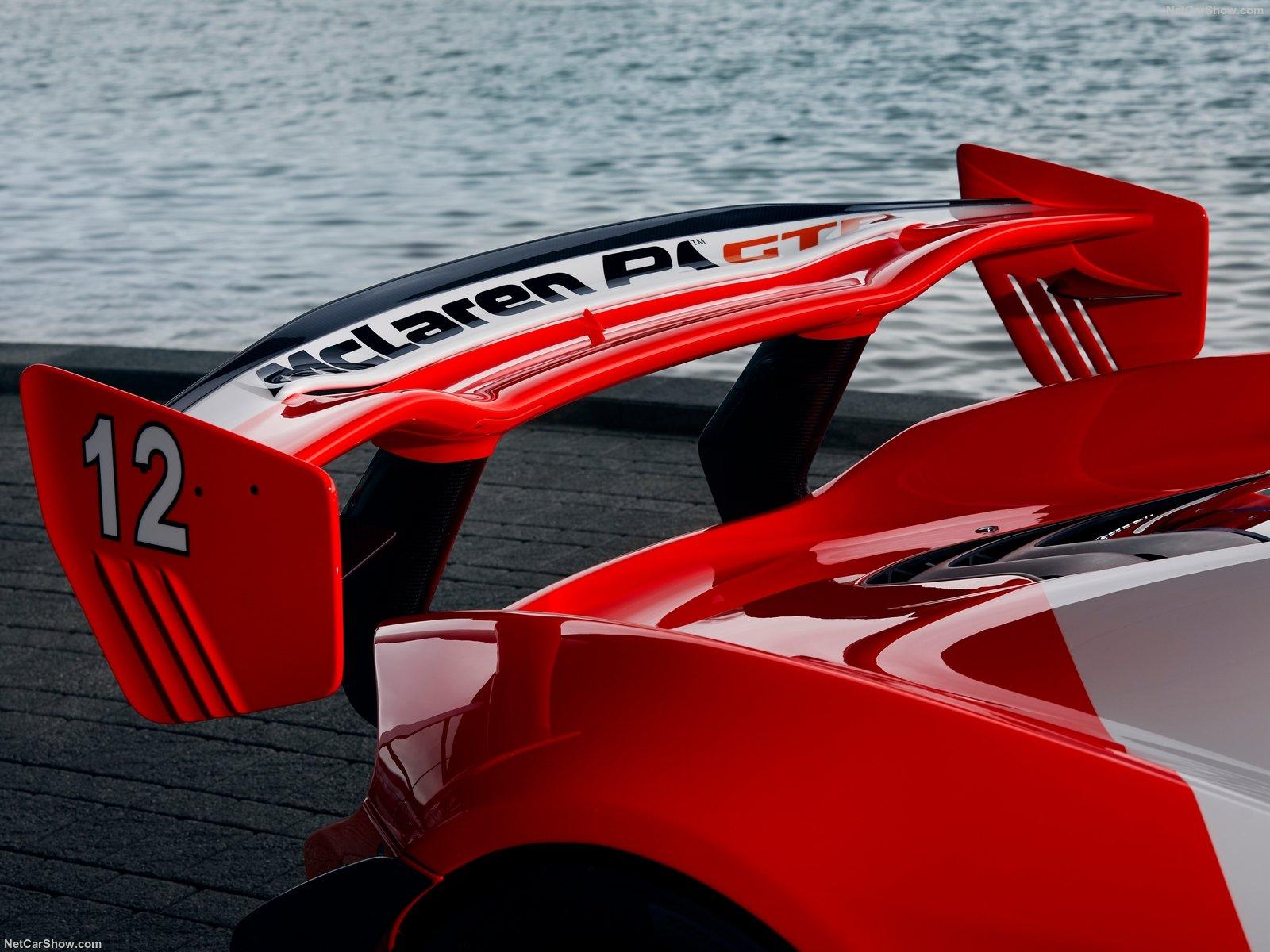 McLaren P1 GTR Senna: la versione dedicata alla leggenda della F1