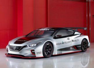 Nissan Leaf Nismo RC: l'auto elettrica da pista