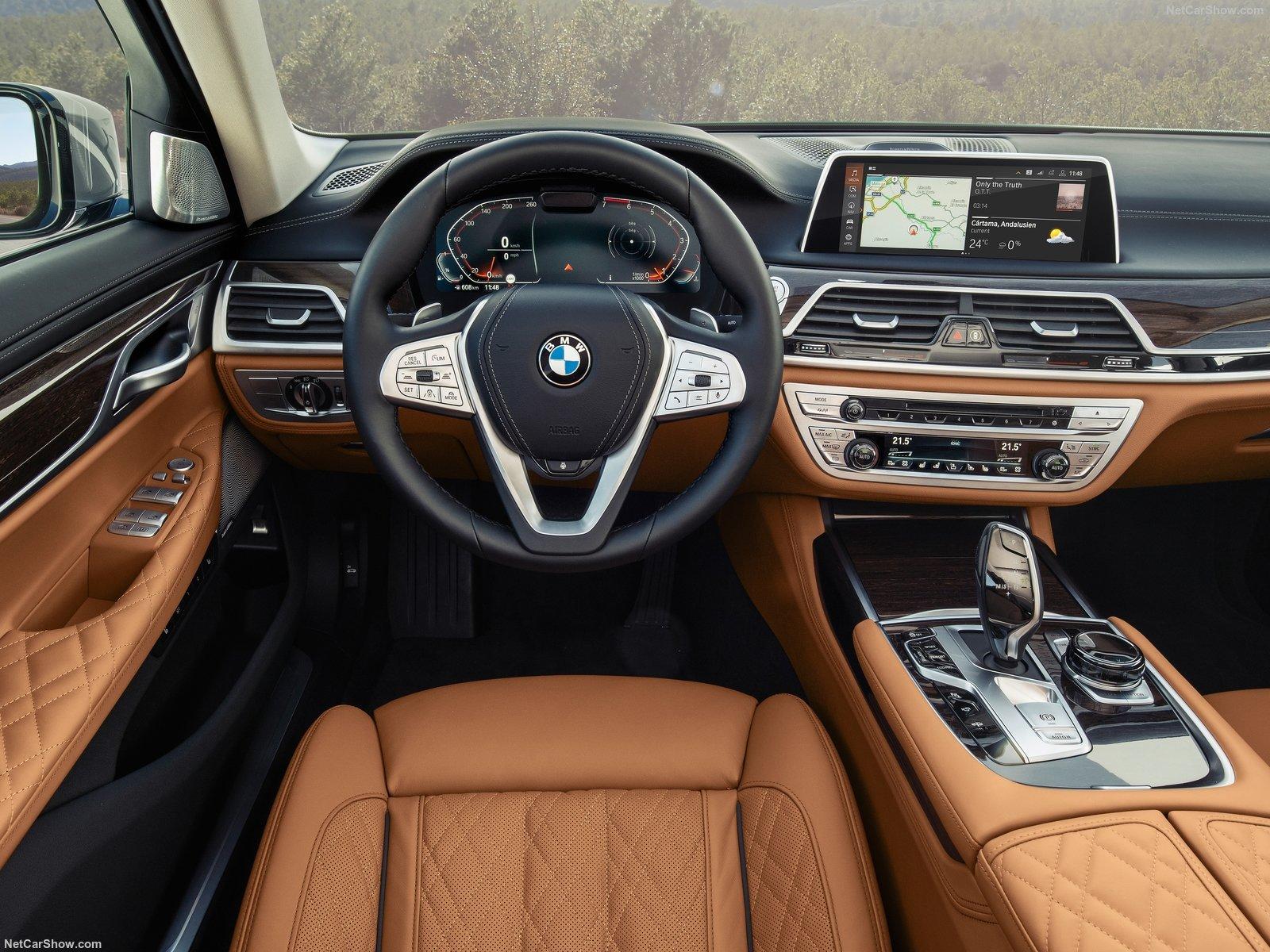Nuova BMW Serie 7: quando il lusso non è mai abbastanza (Parte 1)