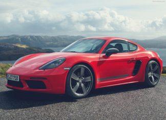 Porsche 718 Cayman e Boxster T: sportive ultra alleggerite