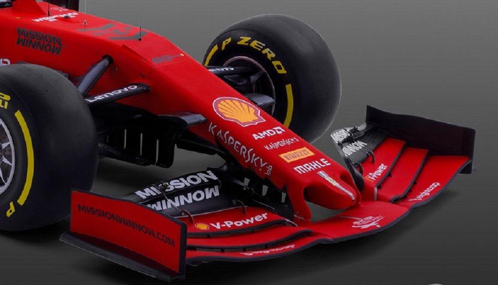 Ferrari SF90: analisi tecnica della monoposto di Formula 1