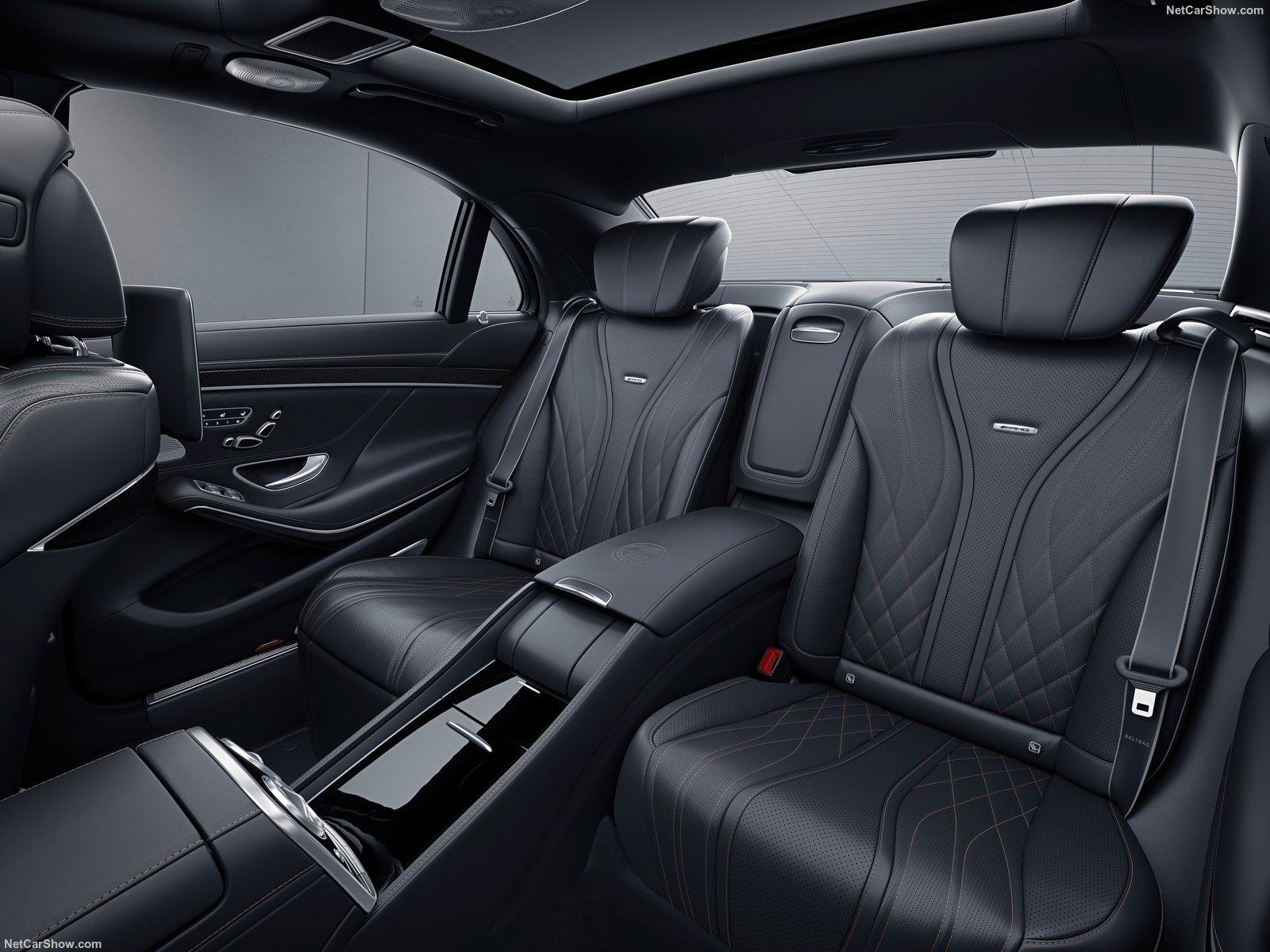 Mercedes S65 AMG Final Edition: lusso e potenza