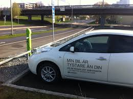 Vehicle sweden electric
