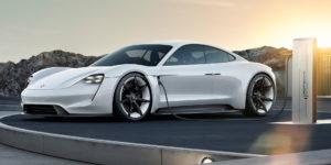 Porsche Taycan: preordini superiori ai 20 mila
