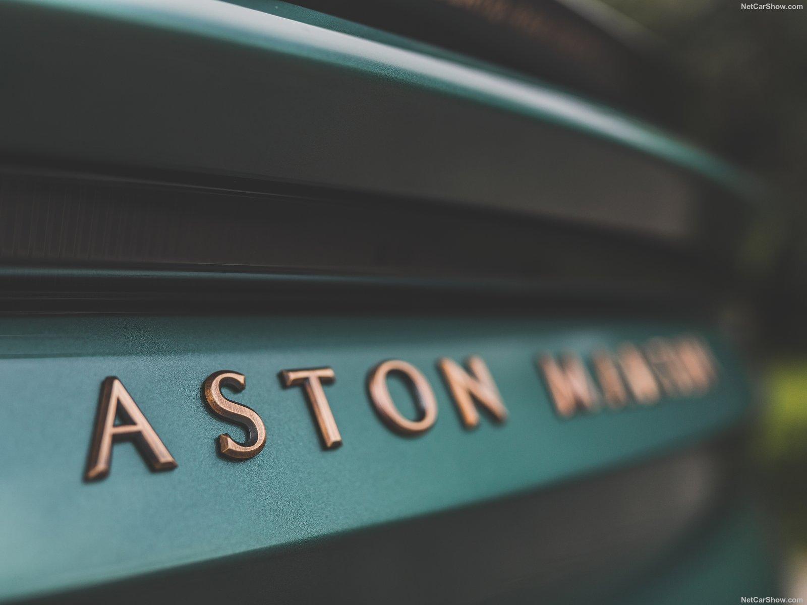 Aston Martin DBS 59: l'inglese limitata a 24 esemplari che rievoca la storia