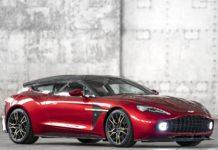 Aston Martin Vanquish Zagato Shooting Brake: l'auto per pochi fortunati