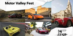 Modena, Motor Valley Fest 2019: al via la Prima edizione