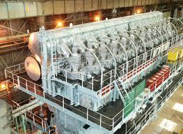 Motori diesel navali