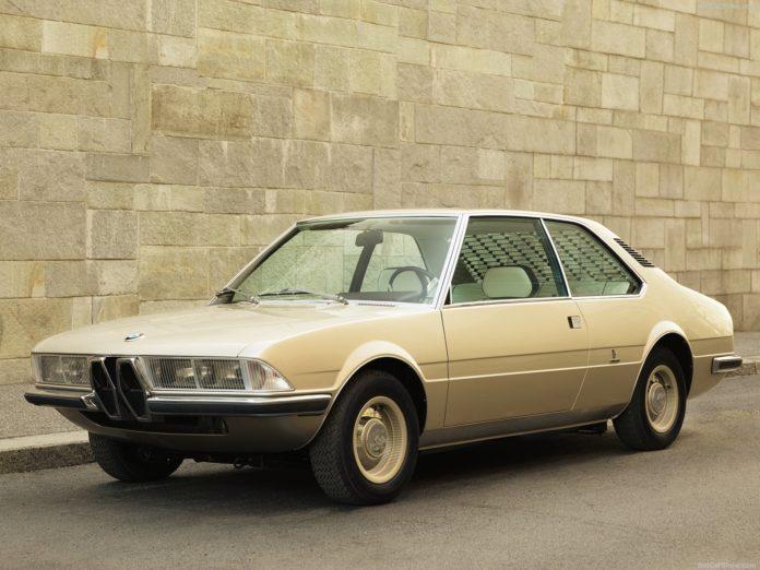 BMW Garmisch: ricostruita la berlina anni '70 andata persa