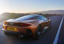 McLaren GT: la supercar confortevole